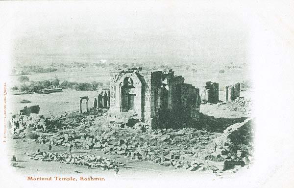 Image result for MARTAND TEMPLE :: Kashmir