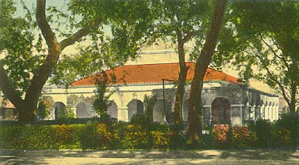 Indian Colonial Bungalow Meerut 1880